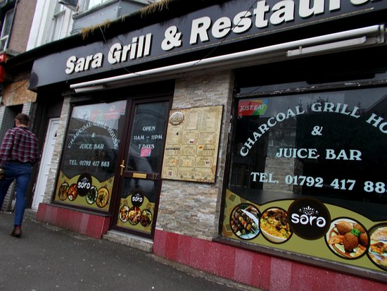 Sara Grill And Restaurant Swansea Restaurant Reviews