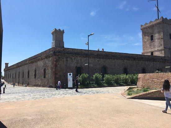Montjuic Castle – fénykép