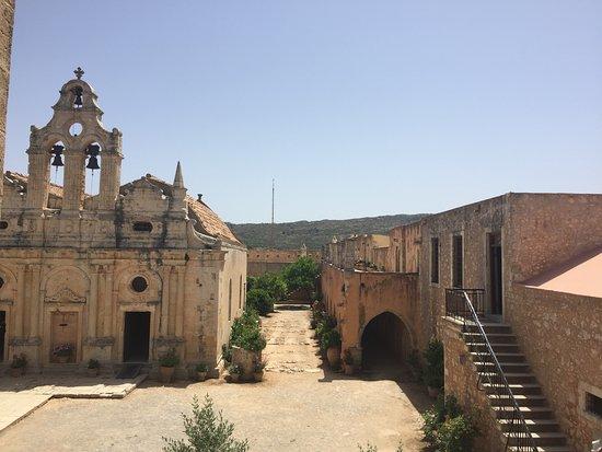Retimnon, Kreikka: Arkadi Monastery