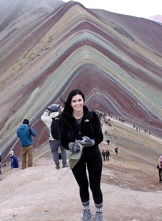 The rainbow mountain of Cusco is the perfect complement after or before visiting Machu Picchu. The Rainbow Mountain or Vinicunca, is an attractive way towards the Ausangate of natural beauty and panoramic quality, we discover together its magical colors.