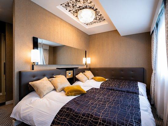 APA Hotel Komagome Ekimae: デラックスツインルーム