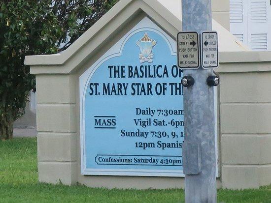 Daily mass.