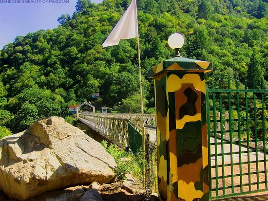 Azad Kashmir, Pakistan: Friendship Bridge