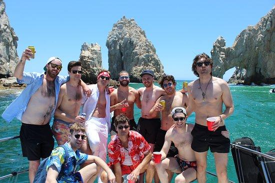 Cabo2Vegas: Bachelors