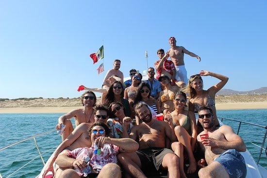 Cabo2Vegas: good times