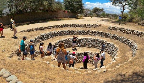 Buganvilla Tours: Tours a los Acueductos de Cantayoc - Nasca