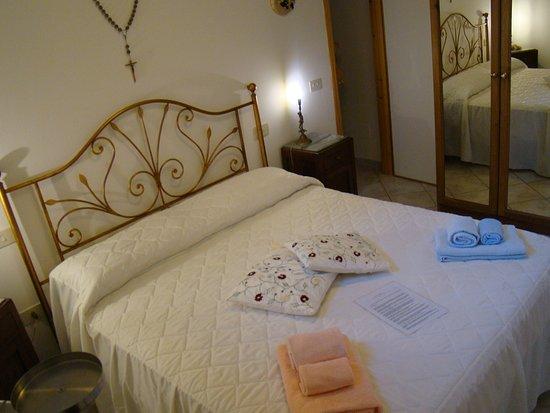 Capoliveri, İtalya: Camera matrimoniale Girasole