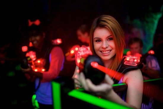 Battlefield Laser Tag