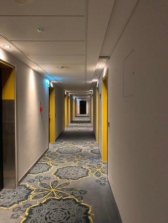 Modern en klantvriendelijk hotel