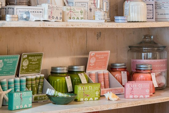 Lots of wonderful spa products to promote self care plus a great selection of gifts.