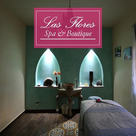 Spa las Flores Loreto Bay & Agnes Boutique