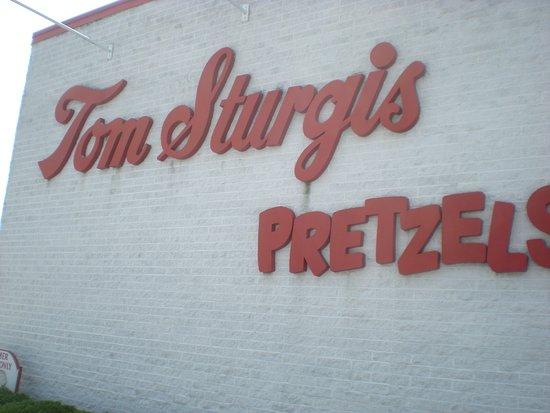 Tom Sturgis Pretzels Factory Store