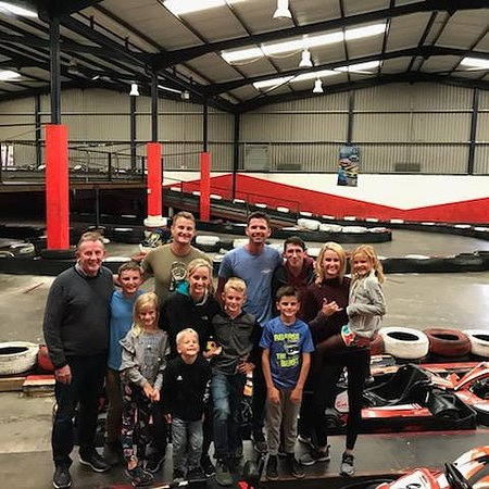Carrick Indoor Karting