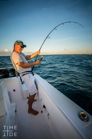 From fly-fishing to deep-sea fishing, Time + Tide Miavana offers boats, high quality gear and guides to meet all your angling needs.