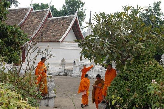 Louangphabang, Laos: Cartoline da Luang Prabang, Laos