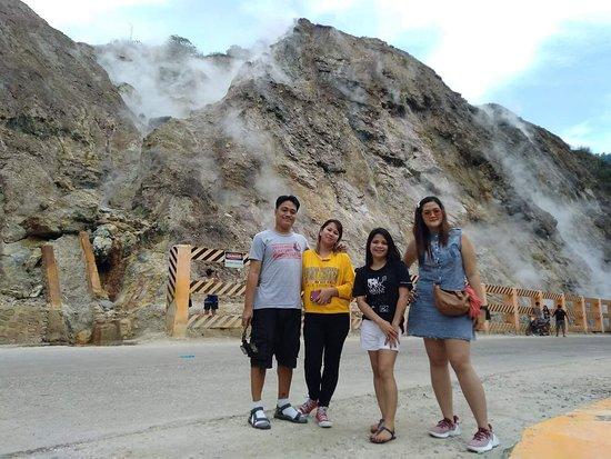 Negros Oriental, Filippinene: Sulfur Vent