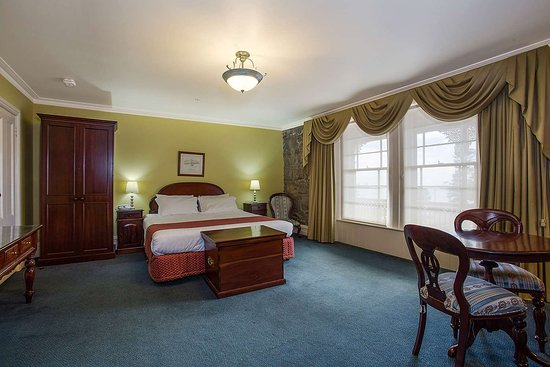 Quality Hotel Bentinck: Spacious guest room
