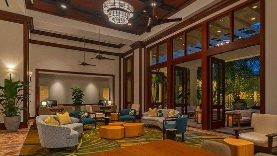 Hyatt Regency Coconut Point Resort and Spa: Lobby