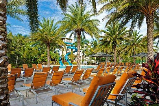 Hyatt Regency Coconut Point Resort and Spa: Pool