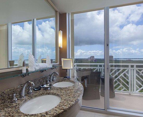 Hyatt Regency Coconut Point Resort and Spa: Bathroom