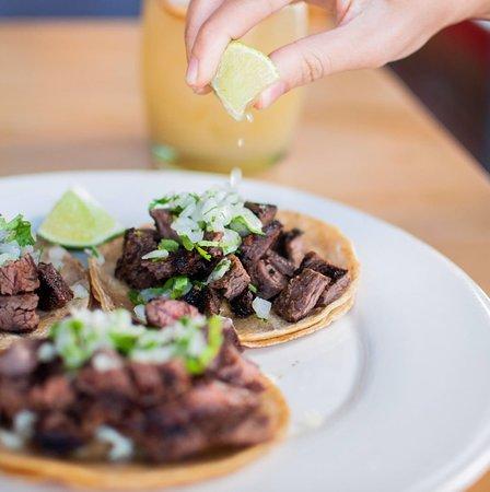 Tamarindo Latin Kitchen and Bar: Carne asada tacos
