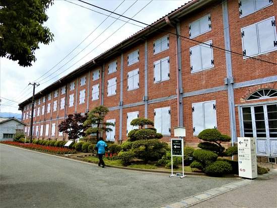 ‪Tomioka Silk Mill‬