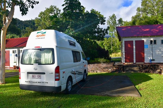 Discovery Parks - Airlie Beach: nice