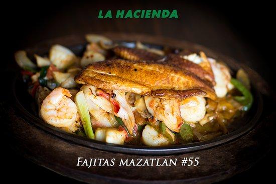 #55 Fajitas Mazatlan