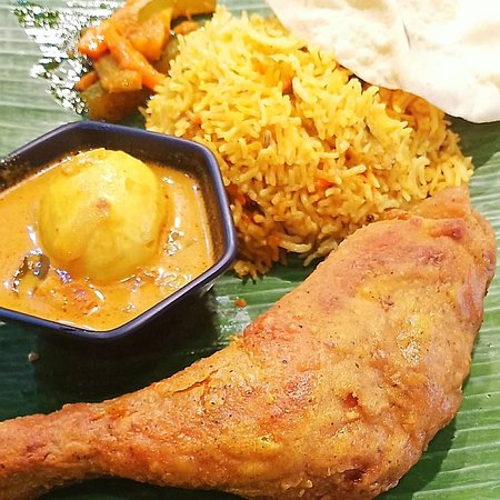 Indian Rail Restaurant