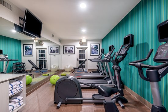 Holiday Inn Express Hotel & Suites - Daphne-Spanish Fort: Health club