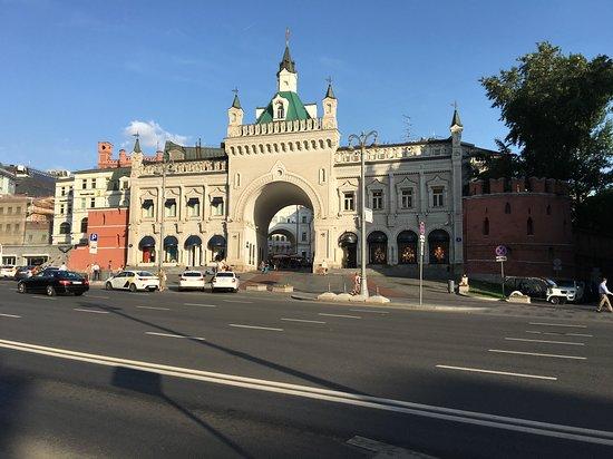 Tretyakovskiy Drive
