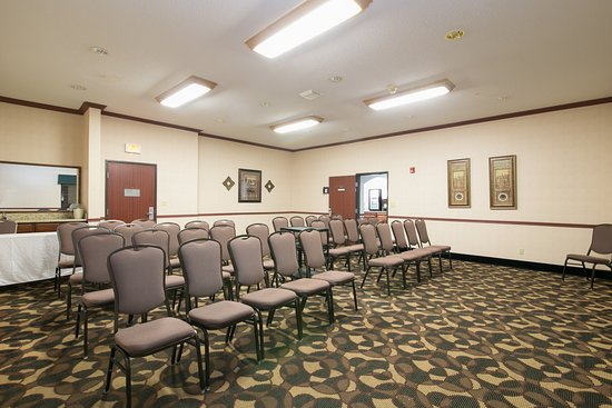 Holiday Inn Express Sycamore: Meeting room