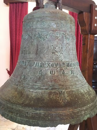 Back of the Bell of Saint George.