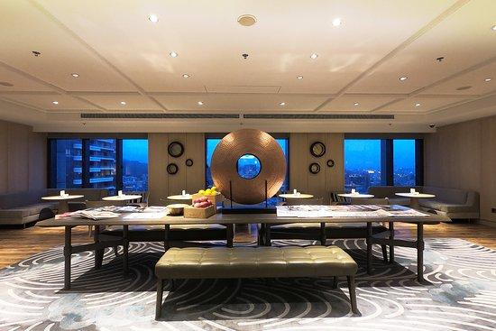 Taipei Marriott Hotel: Bar/Lounge