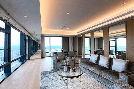 Taipei Marriott Hotel: Suite