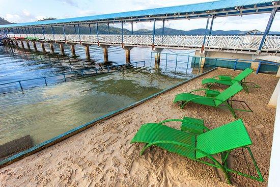 Balcony - Picture of Coron Underwater Garden Resort, Busuanga Island - Tripadvisor