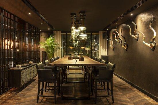Grosvenor House, a Luxury Collection Hotel, Dubai: Restaurant