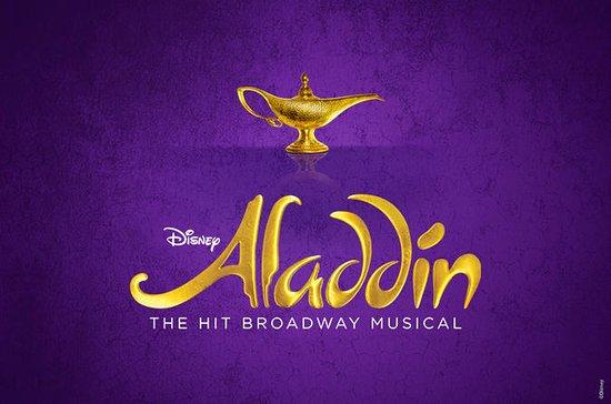 Aladdin de Disney en Broadway