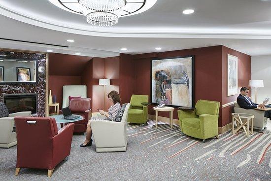Club Quarters Hotel, World Trade Center: Lobby