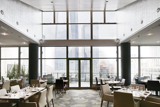 Club Quarters Hotel, World Trade Center: Restaurant