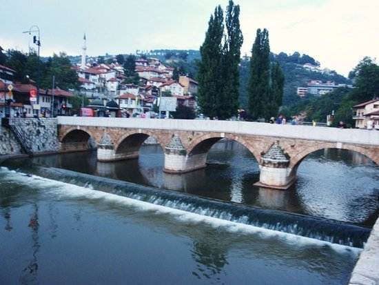 Šeher Ćehaja's bridge