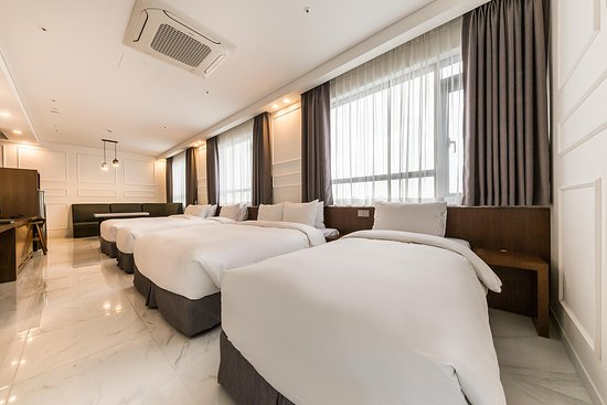 CS Premier Hotel Seoul: PENT HOUSE A