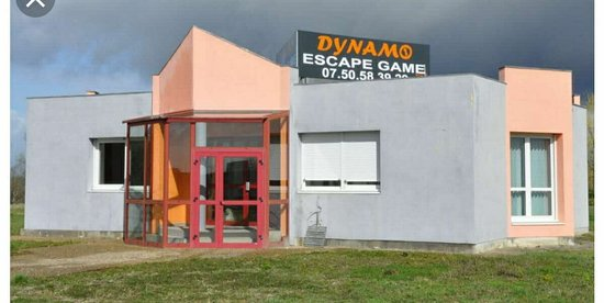 Dynamo Escape Game
