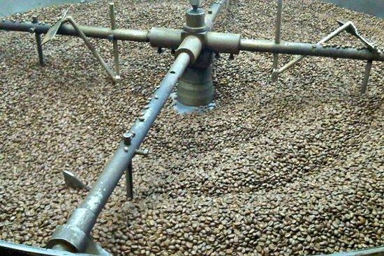 Koffie boerderij Hacienda Coloma ...