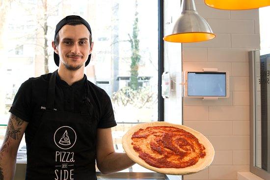 Preparing Dodo Pizza