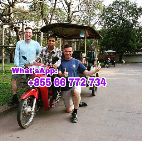 Best Siem Reap Tuk Tuk