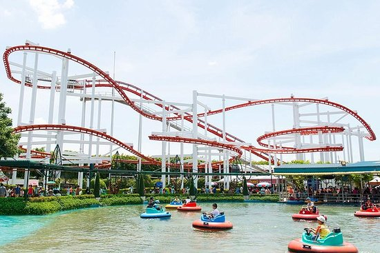 Bangkok Dream World Theme Park...