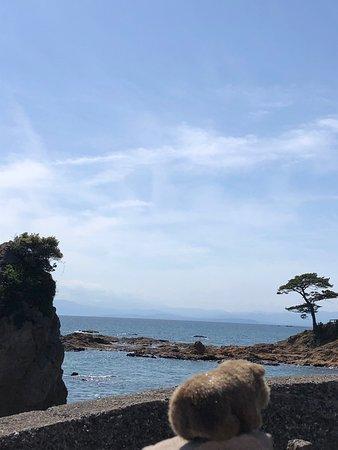 秋谷・立石海岸