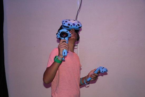Immersive games