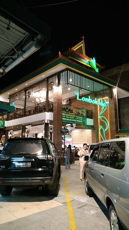 Lombok Idjo Surabaya: restaurant